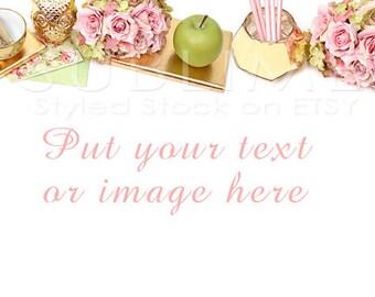Styled Stock Photography / Styled Desktop / Product Styling / Digital Background / Styled Photography / JPEG Digital Image / StockStyle-383