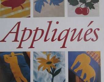 """""""Applied"""" book - published by: MAL DMC - original creations, decorative, patterns"""