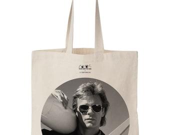 Mac Gyver tote bag