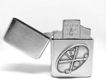 Golf Clubs with Flag Pocket Lighter