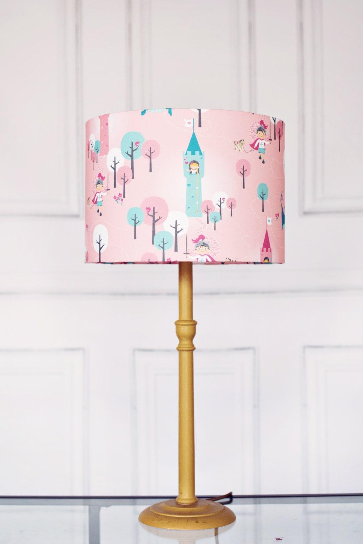 Bedside lamp girls bedroom lamp kids lamp fairy tales