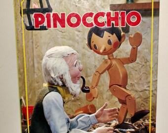 1970 Pinocchio by Tadasu Izawa and Shigemi Hijikata