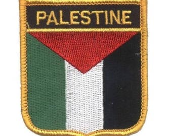 Palestine Patch (Iron on)