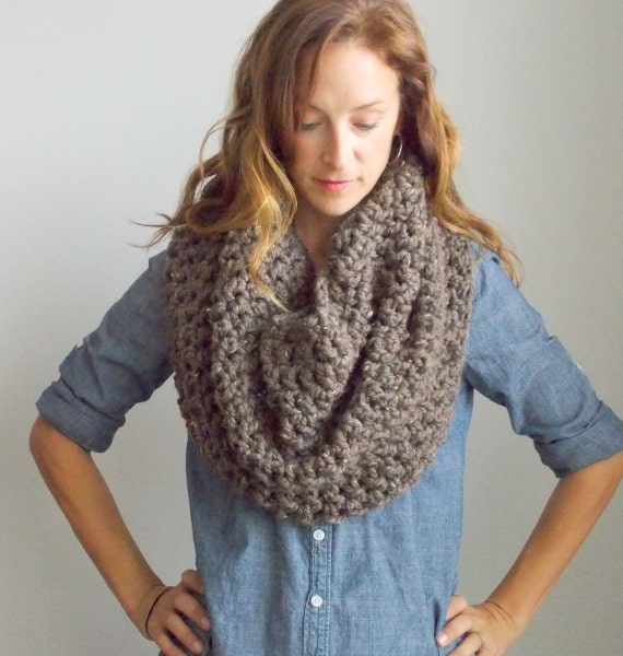 Infinity Cowl Shrug | style #1004