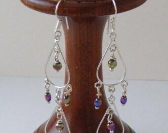 Earrings - Genuine Gemstones
