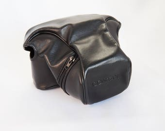 Contax C-6 Leather Camera Case
