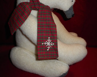 Teddy Bear, Hand Crafted
