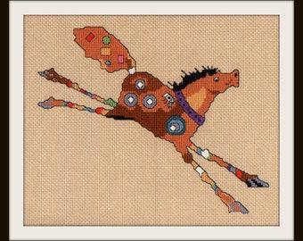 Horse Play--LB17318