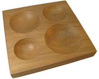 Four Round Groove Forming Block  (DA3144)