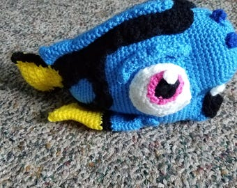 Dory Inspired Toy