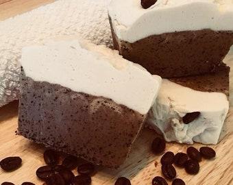 Coffee vanilla coconut SOAP