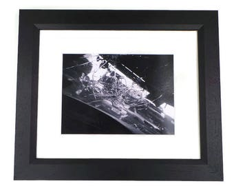 Urban Style Broken Glass Original Photography Print Framed Or Unframed