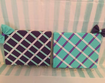 Personalized Hairbow and Headband Holder