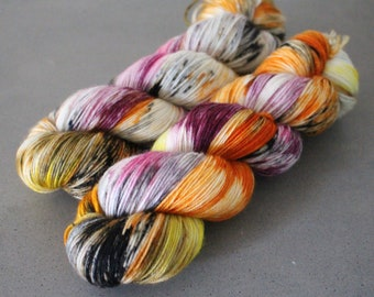 "Doe - ""Fantastic Mr. Fox"" - MCN Sock Yarn"