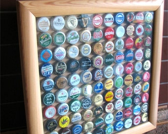 Made to Order - Bottle Caps picture-panels. Beer Bottle Caps.