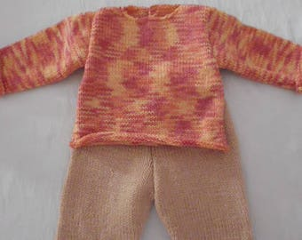 Baby set size 6 month pants and sweater