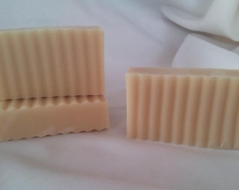Vanilla 3.5+ oz, (95g+) Glycerin Soap - Hostess Thank You Gift - Spa Party Favor - Baby Shower Favor - BFF Gift - Little Luxuries Soapworks