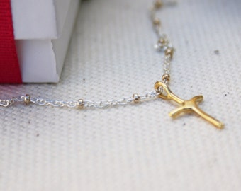 First Communion Necklace - First Communion - Girl Necklace