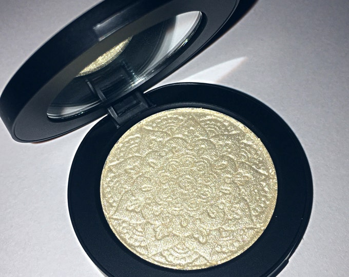 WHITE GOLD - pressed highlighter