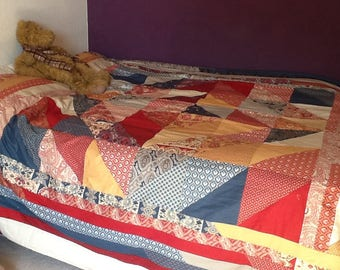Made to Order Patchwork Quilts or Throws