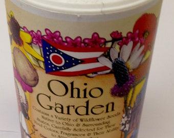 Ohio Garden Shaker Can