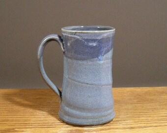 16oz , Ceramic Mug , Handmade Mugs , Pottery Mug, Coffee Mug , Beer Mug , Tea Cup , Great Beer or Coffee Lovers Gift !