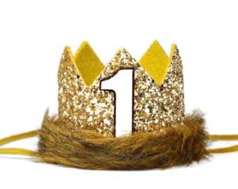 Wild One || Where the Wild Things Are Birthday Crown || Max Birthday Crown || Safari Birthday || Max Crown || Wild Thing Birthday