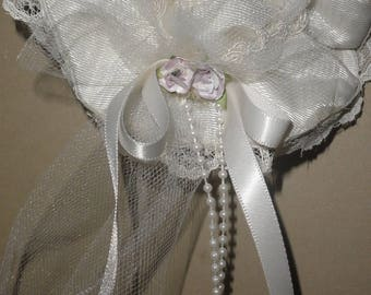 Victorian Bridal Hat - Bridal Shower Favor