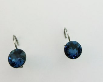 Montana CRYSTALIZED Swarovski element earrings