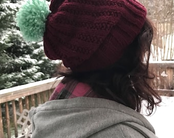 Double Ribbed Winter Hat