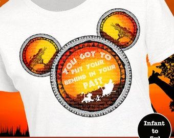 Lion King Shirt, Disney Animal Kingdom Shirt, Lion King Tank, Animal Kingdom Tank, Simba Shirt, Pumbaa Shirt, Timon Shirt, Disney Lion Shirt