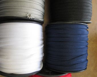 Cord flat/cord for hoodies, fabric rope, sewing accessory