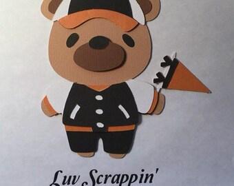 Cricut Teddy Bear Parade Spirit Boy