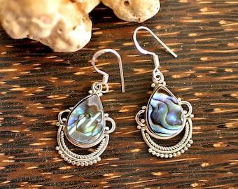 Sterling Bali Earrings