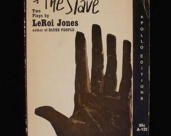 Dutchman & The Slave by LeRoi Jones (1964 paperback)
