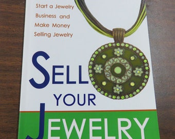 Sell Your Jewelry - Book by Stacie Vander Pol - Like New Condition