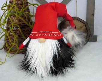 Handmade Scandinavian/Nordic Gnome/Tomte/Nisse
