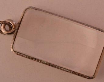 Vintage Magnifying Glass (529i)