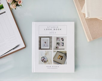 Modern Minimalist™ Studio Look Book & Product Catalog: Basic