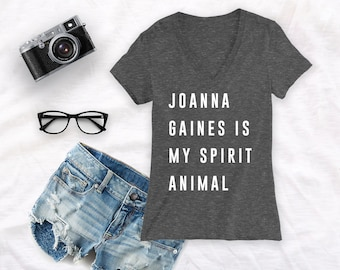 Joanna Gaines is my spirit animal Fixer upper shirt fixer upper tee joanna gaines shirt shiplap shirt fixer upper style