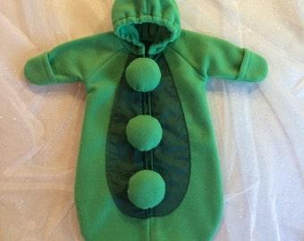 Peapod Costume baby gift