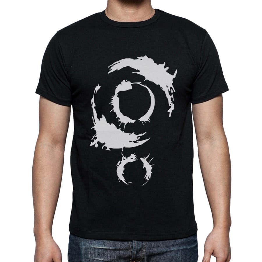 Arrival movie t shirt alien ink print symbols tee heptapod zoom buycottarizona