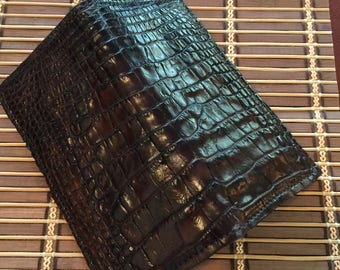 Gator Hide Wallet & Checkbook Cover