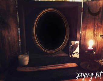 HEIRLOOM SCRYING KIT by Maiden & Crow