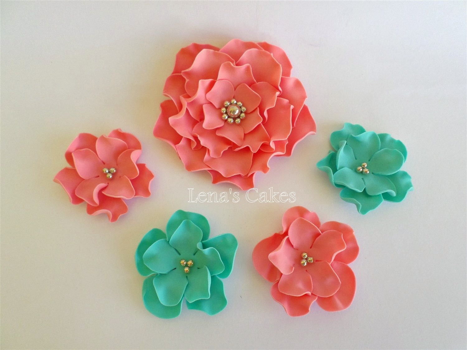 11 sugar flowers for cakes edible fondant flowers roses zoom izmirmasajfo