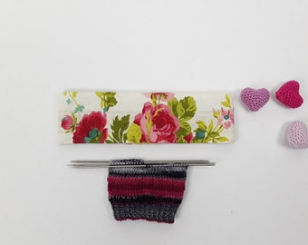 Needle cozy, DPN holder, needle Cozies, needle monitor, needle pack, 8 inches/20 cm