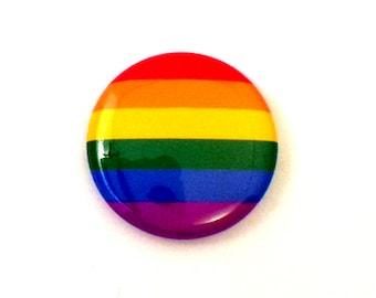 """1"""" Gay Pride Button   Gay Pride Magnet   Gay Pride Button   LGBT Pride Magnet   LGBT Pride Button   LGBTQIA Button"""