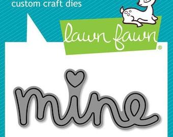 Lawn Fawn - Lawn Cuts - Dies - Scripty Mine