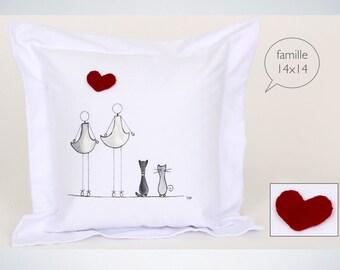 Cushion my family