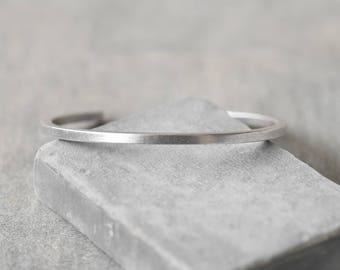 Men Bracelet - Men Silver Bracelets - Men Cuff Bracelet - Men Jewelry - Men Gift - Boyfriend Gift - Husband Gift - Dad's Gift - Male Jewelry